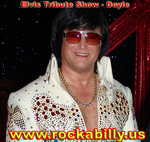 """Elvis"" at the Sumter County (Florida) Fair's 50th Anniversary; Rockabilly.US Music Shows"