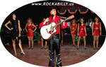 You Never Know Who Will Be In A Rockabilly.US Music Show
