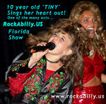 High Impact Singing And Dancing PLUS Kids; Rockabilly.US Music Shows