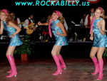 The Rockabilly.US Music Shows Teen Dancers Pour On The Energy So Appreciated By Fans