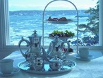 Tea by The Sea!