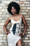 "Gorgeous Nigerian ""Black Variety"" TV Host Ronke"