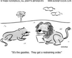 Daily Animal Cartoons Example