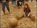 Glastonbury Mud from 2004