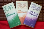Vegan Chocolate, delicious and 100% Dairy Free