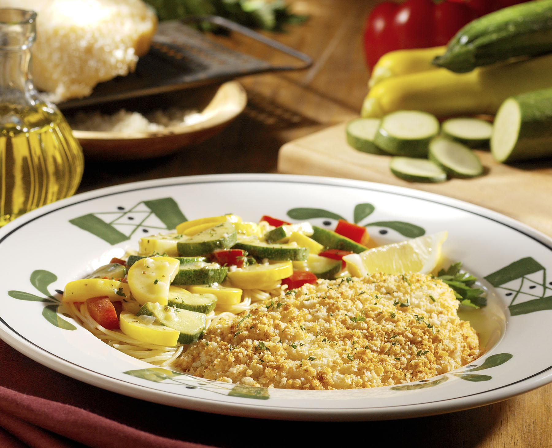 Crusted Grilled And Smoked Olive Garden 39 S New Menu Items Boast Layers Of Flavor Through Time