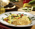 Olive Garden Parmesan Crusted Tilapia Photo