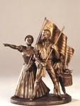 Revolutionary War Freedom Seekers Memorial Sculpture