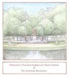 Black Revolutionary War Freedom Seekers Memorial