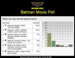 Batman Begins Survey Results (print)