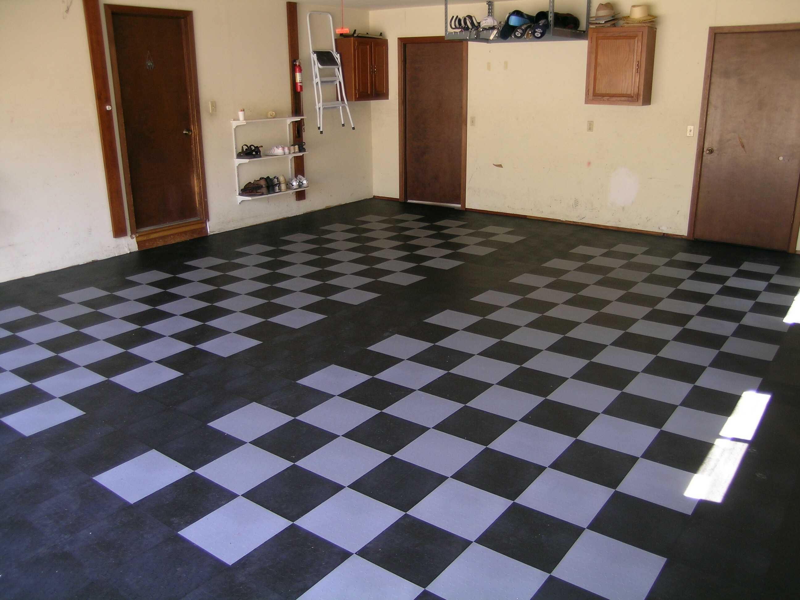 Dynotile tops field with style garage floor tiles offer car dynotile tops field with style garage floor tiles offer car enthusiasts a classy crib to park their baby dailygadgetfo Image collections