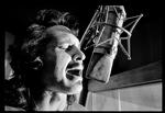 "Tony Adamo recording "" No Strings"""