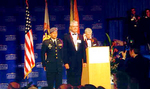 Thomas Stankovich receives the Ellis Island Medal of Honor