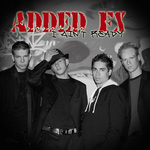 "Added FX ""I Ain't Ready"" CD artwork"