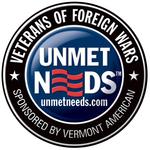 VFW Unmet Needs Foundation - Sponsored by Vermont American
