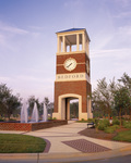 The Renowned Clock Tower at Bedford