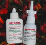 Sinus Buster Natural Hot Pepper Nasal Spray