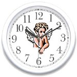 WatchBuddy® Clock - Angel in Thought