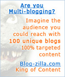 Are You Multi-blogging?