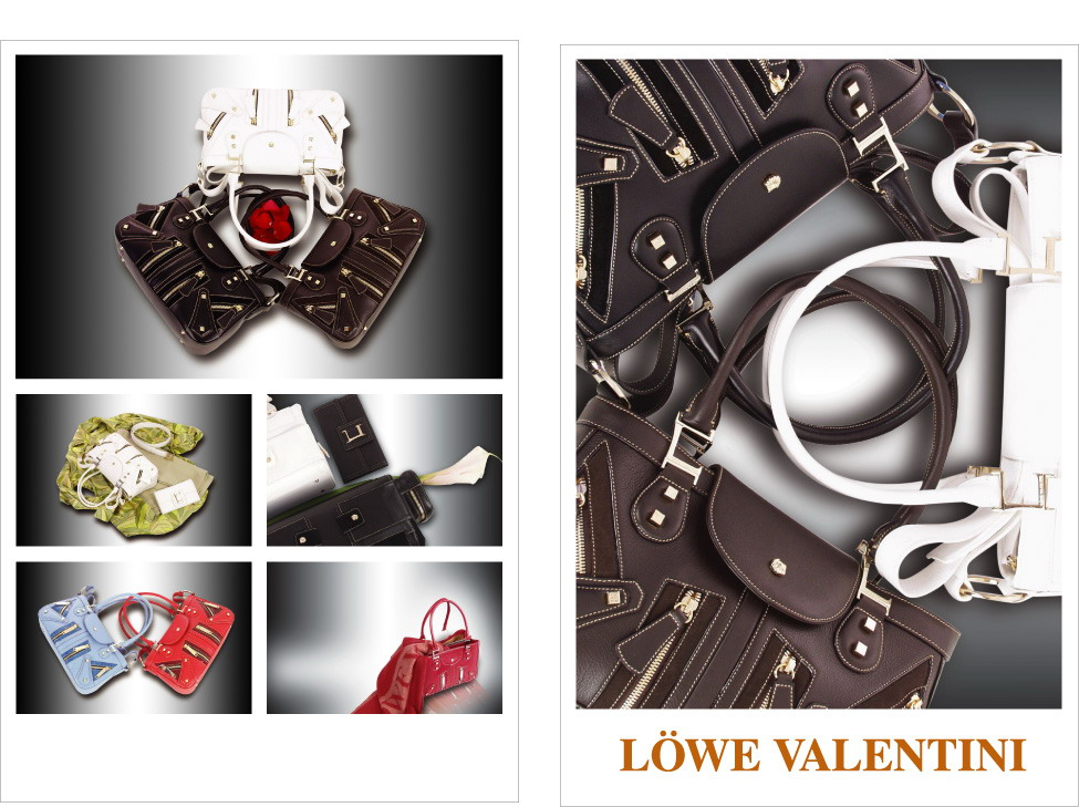 LOWE VALENTINI PR Handbags