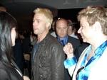 Brad Pitt & Bernhard Valentini