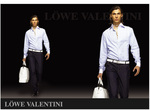 LOWE VALENTINI Men's Wear