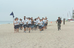 Beach Boot Camp with Sea Cadets, Team Spruance