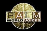 Palm World Voices Logo