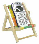 Beach Chair Cell Phone Lounger