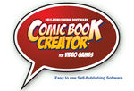 """Comic Book Creator"" logo"