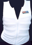 White Cooling Vest