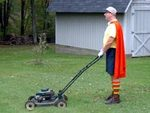Rescue Rick the Grass Cut Man