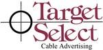 Target Select Logo Media Sponsor