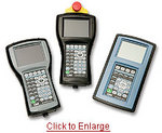 QTERM-G55 Graphic Terminals: Handheld, Panel mount and E-Stop