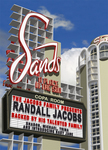 """Sands Hotel"" FantaSign Customizable Fine Art Print"