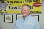Ray Halsey of The Crack Team's Long Island location