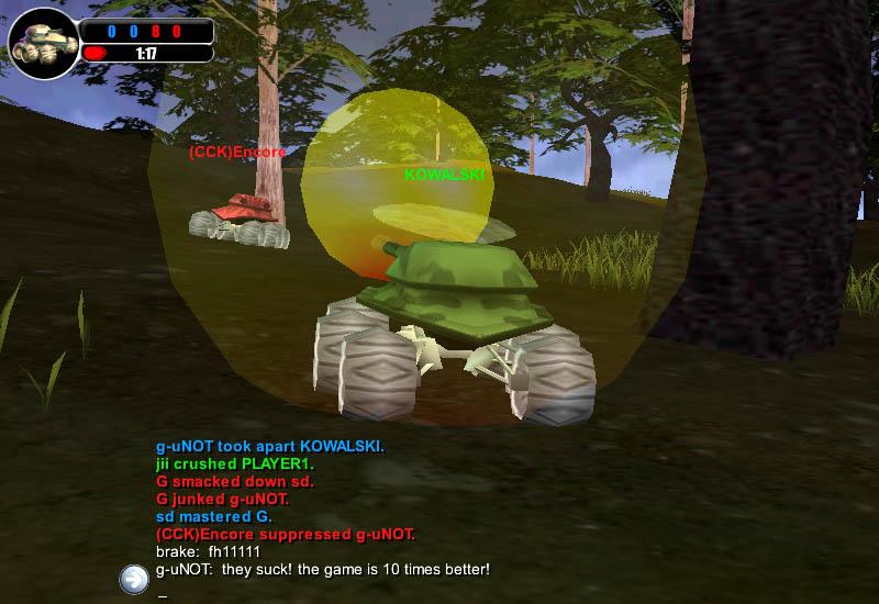 multiplayer tank games