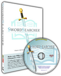 SwordSearcher Box and Disc