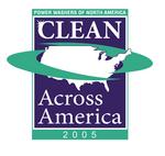 PWNA Clean Across America Logo