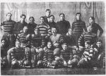 1896 Ohio State University Football Team, including Julius Boston Tyler
