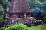 Fiji largest pre-christian temple