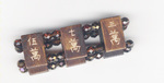 Special Brown Mah Jongg Bracelet