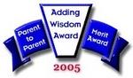 2005 Adding Wisdom Award