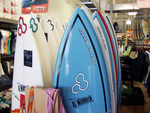 Channel Island Surfboards are our specialty!