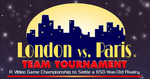 London vs. Paris logo