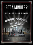New York Minute Film Festival Wants Your 60-Second Masterpiece