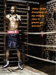 Roy Jones Jr. on High Roller Magazine