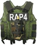 Back View of the RAP4 Vest