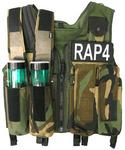 Front View of the RAP4 Vest