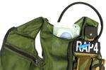 Inside view of the RAP4 Vest